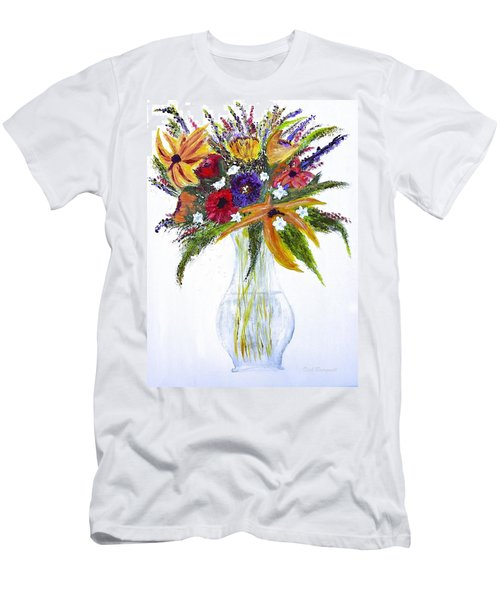 Flowers For An Occasion Men's T-Shirt (Athletic Fit)
