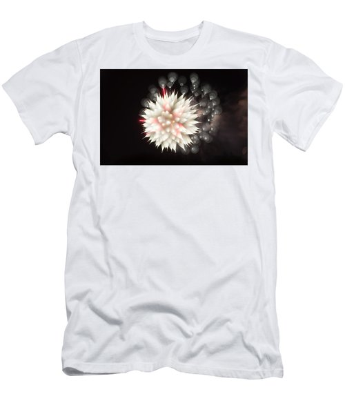 Flowers In The Sky Men's T-Shirt (Athletic Fit)