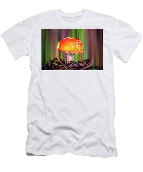Fly Agaric #g7 Men's T-Shirt (Athletic Fit)