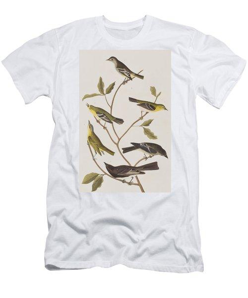 Fly Catchers Men's T-Shirt (Athletic Fit)