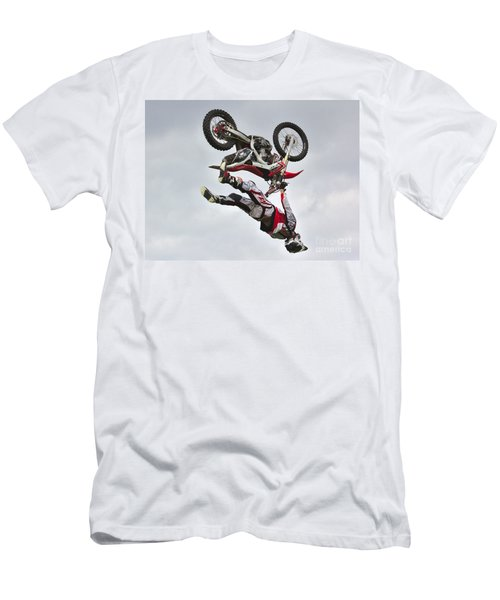 Flying Inverted Men's T-Shirt (Athletic Fit)