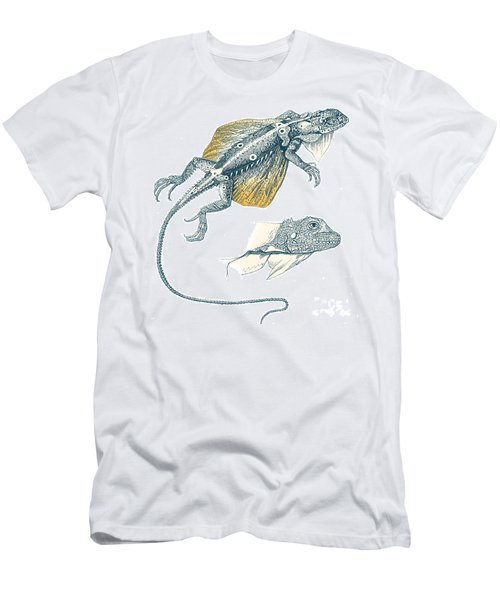Flying Lizard Men's T-Shirt (Athletic Fit)
