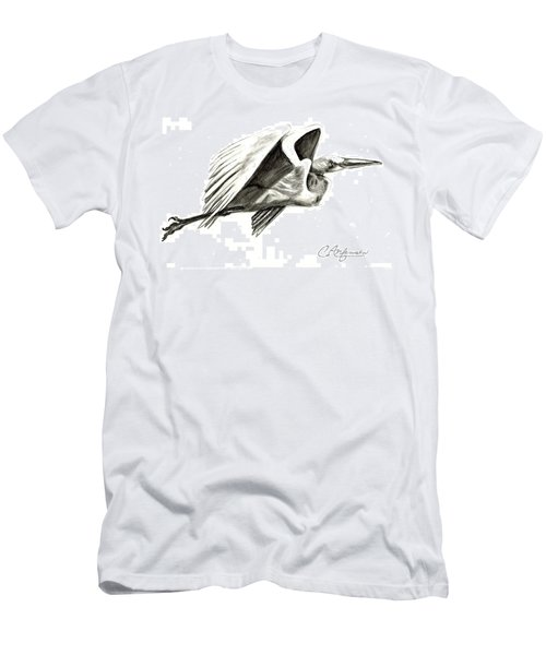 Flying Your Way Men's T-Shirt (Athletic Fit)