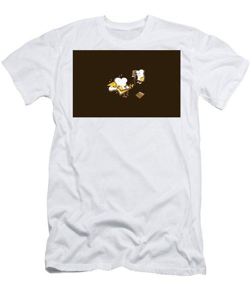 Food Men's T-Shirt (Athletic Fit)