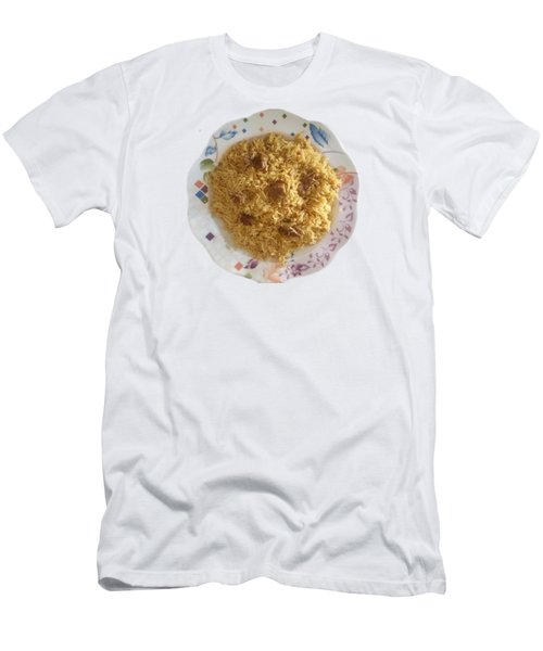 Food Men's T-Shirt (Slim Fit)