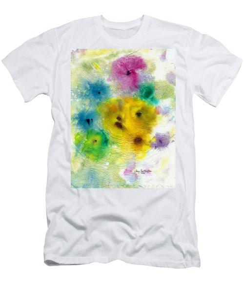 For Elise Men's T-Shirt (Slim Fit) by Joan Hartenstein