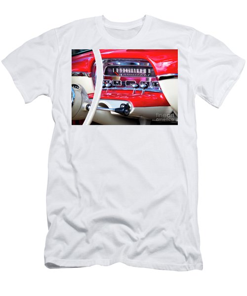 Men's T-Shirt (Slim Fit) featuring the photograph Ford Dash by Chris Dutton