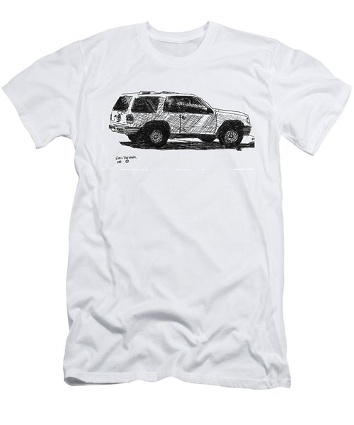 Ford Explorer Men's T-Shirt (Athletic Fit)