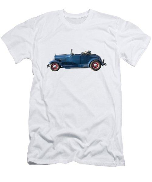 Ford Model A Men's T-Shirt (Slim Fit) by John Haldane