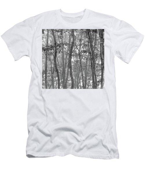Forest #090 Men's T-Shirt (Athletic Fit)