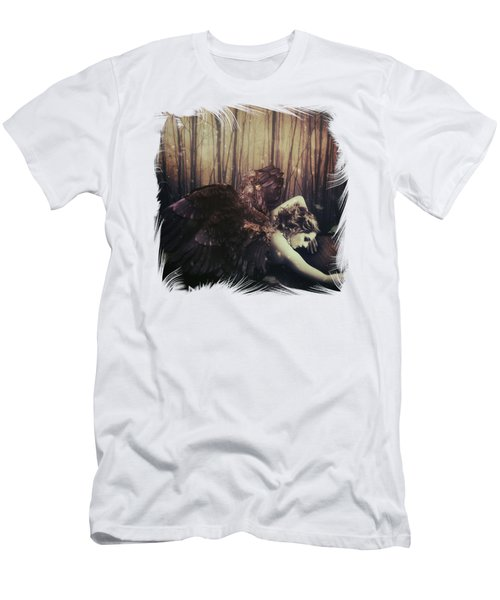 Forest Angel Men's T-Shirt (Athletic Fit)