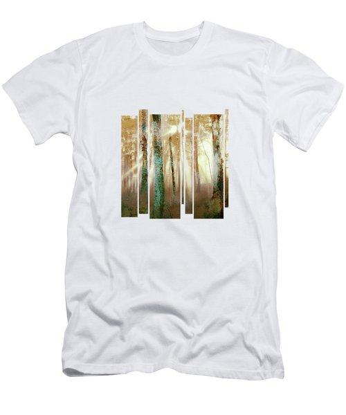 Forest Light Men's T-Shirt (Athletic Fit)