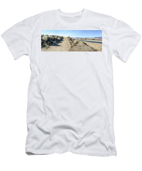 Fork In The Road Men's T-Shirt (Athletic Fit)