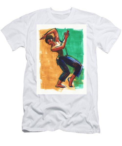 Four Colors Movement Men's T-Shirt (Athletic Fit)