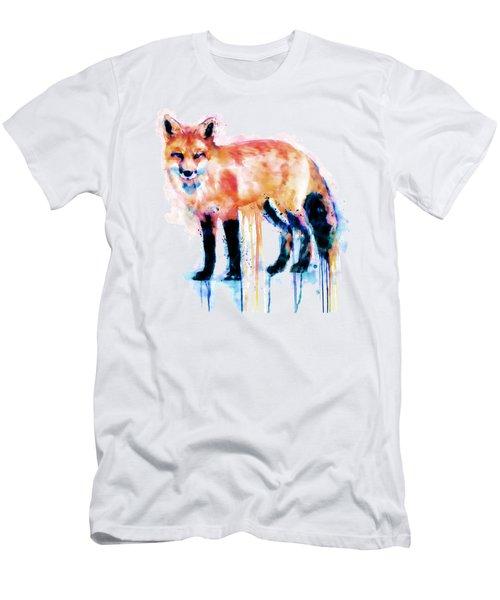 Fox  Men's T-Shirt (Slim Fit)