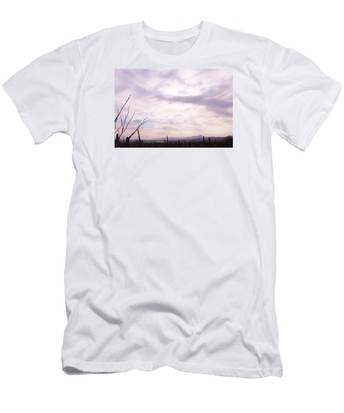 Framed Cloud Men's T-Shirt (Athletic Fit)