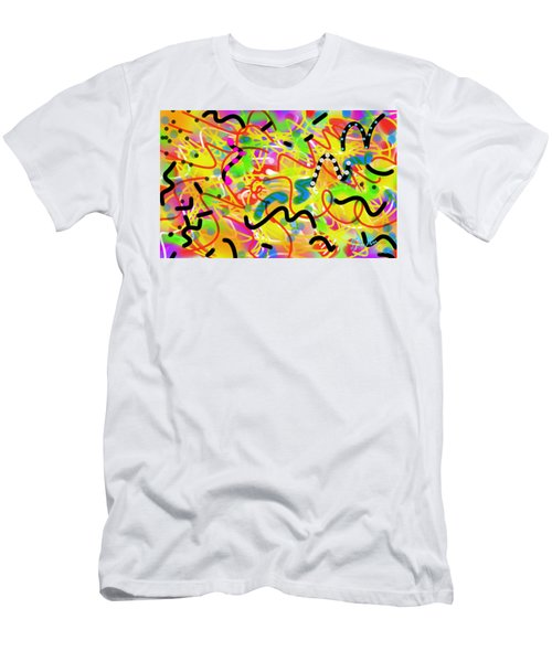 Free For All Men's T-Shirt (Slim Fit) by Kevin Caudill