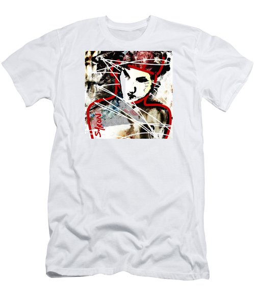Free Men's T-Shirt (Slim Fit) by Helen Syron