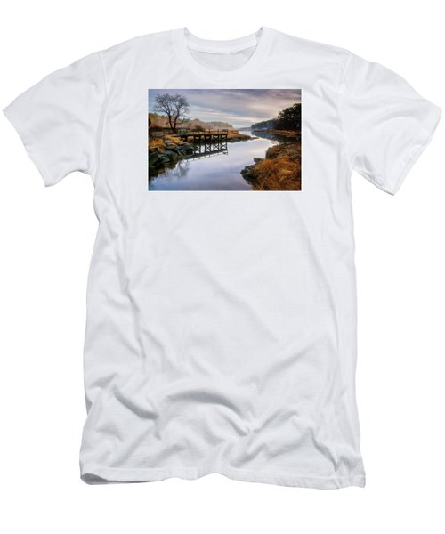 Frenchman's Pier Gloucester Men's T-Shirt (Athletic Fit)