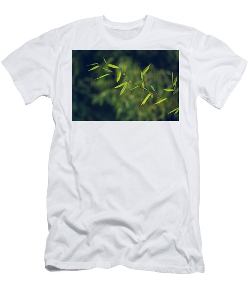 Men's T-Shirt (Athletic Fit) featuring the photograph Stem by Gene Garnace