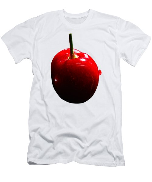 Fresh Cherry To Be Picked Men's T-Shirt (Athletic Fit)
