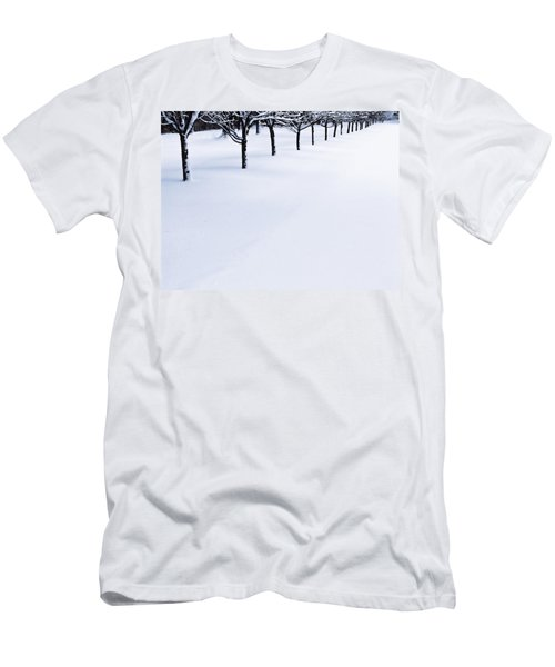 Fresh Snow Men's T-Shirt (Athletic Fit)