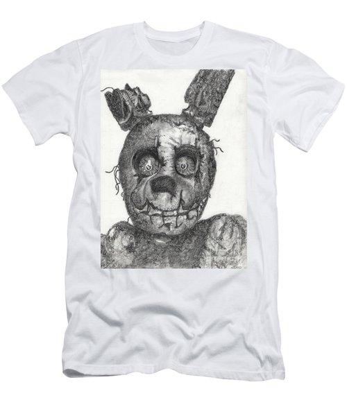 Friday At Freddies Men's T-Shirt (Athletic Fit)