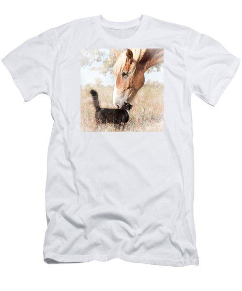 Dreamy Friendship Men's T-Shirt (Athletic Fit)