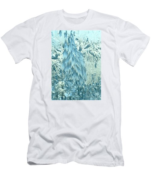 Frosty Forest Men's T-Shirt (Athletic Fit)