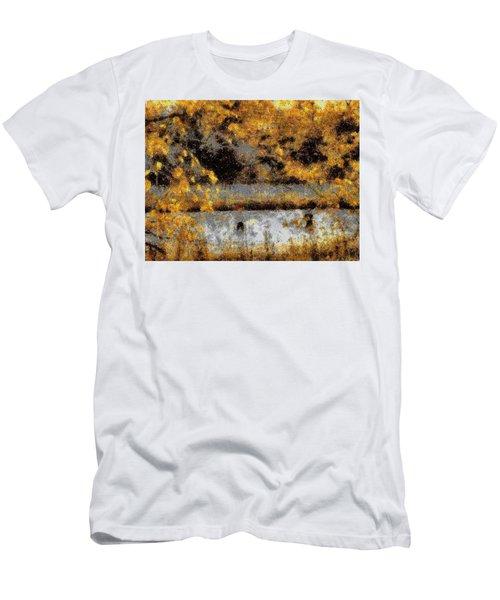 Fuisherman's Cove Men's T-Shirt (Athletic Fit)