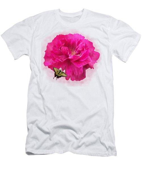 Full Blown Men's T-Shirt (Athletic Fit)