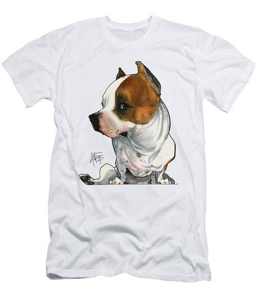 Gabby Minuto 3190 Men's T-Shirt (Athletic Fit)