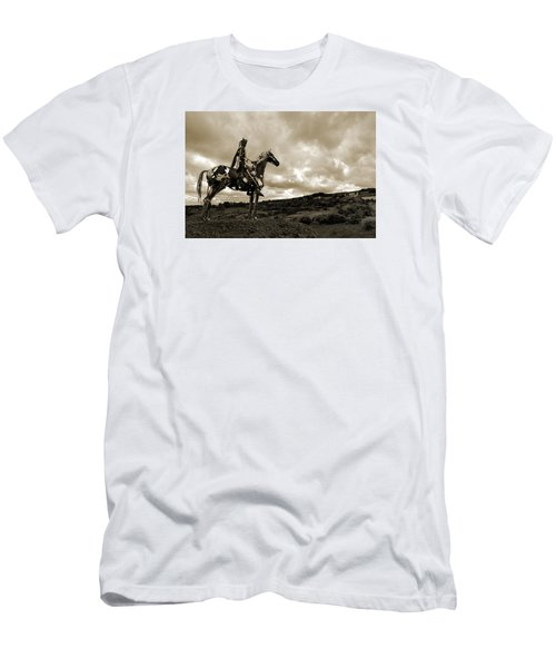 Gaelic Chieftain. Men's T-Shirt (Athletic Fit)