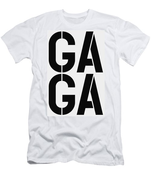 Gaga Men's T-Shirt (Slim Fit) by Three Dots