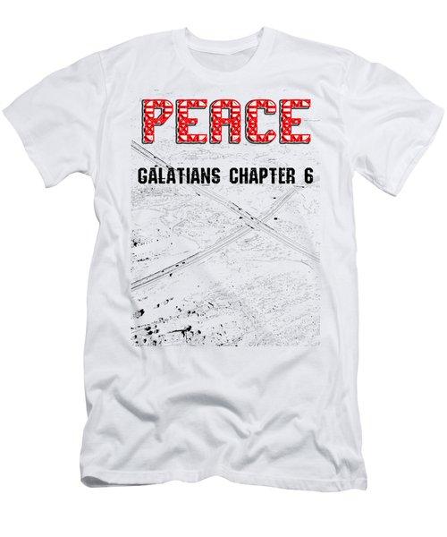Galatians Chapter 6 Men's T-Shirt (Athletic Fit)