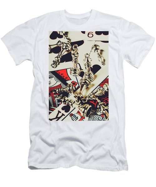 Game Of Still Life Men's T-Shirt (Athletic Fit)