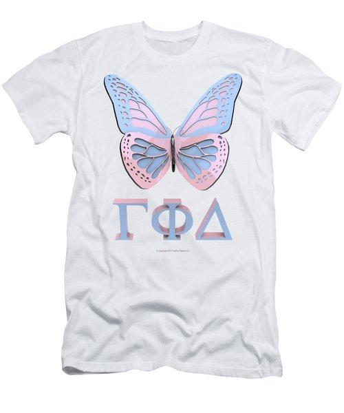 Gamma Phi Delta Men's T-Shirt (Athletic Fit)