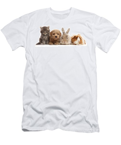 Gang Of Four Men's T-Shirt (Athletic Fit)