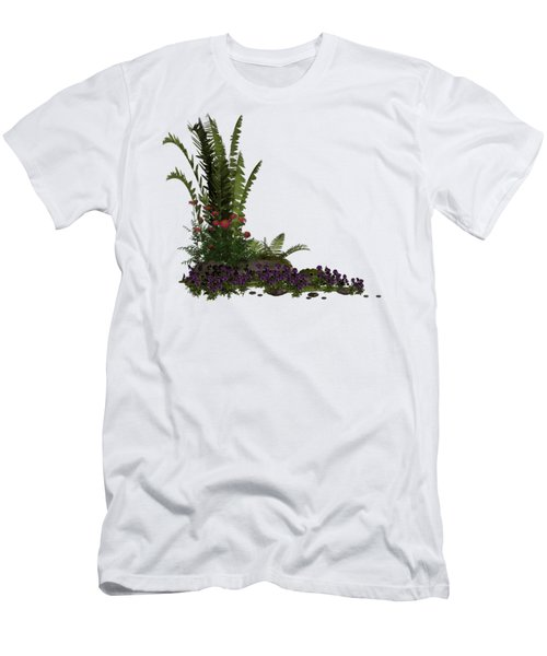 Garden Corner Men's T-Shirt (Athletic Fit)