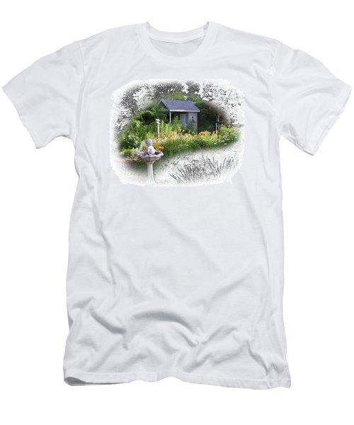 Garden House Men's T-Shirt (Athletic Fit)