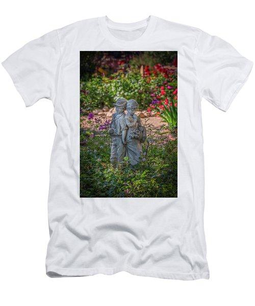 Garden Lovers Men's T-Shirt (Athletic Fit)