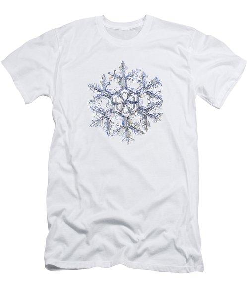 Gardener's Dream, White Version Men's T-Shirt (Slim Fit) by Alexey Kljatov