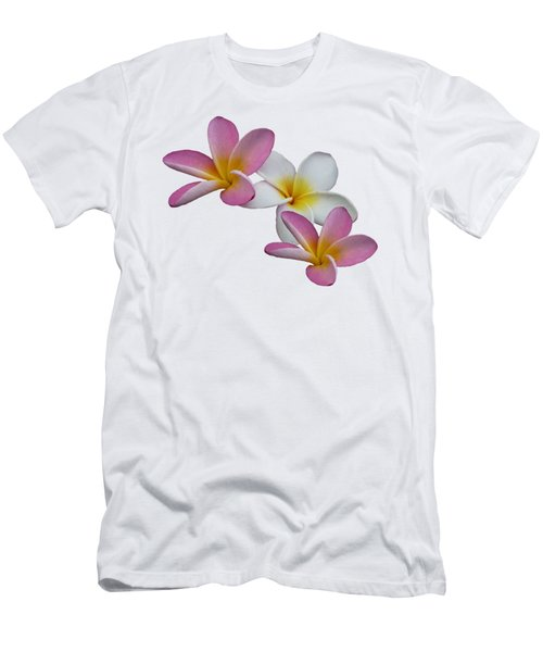 Frangipani Men's T-Shirt (Athletic Fit)