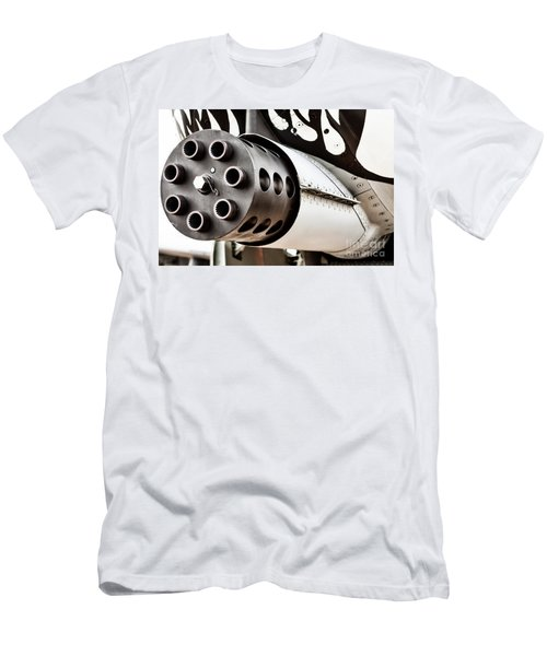 Gatling Men's T-Shirt (Athletic Fit)