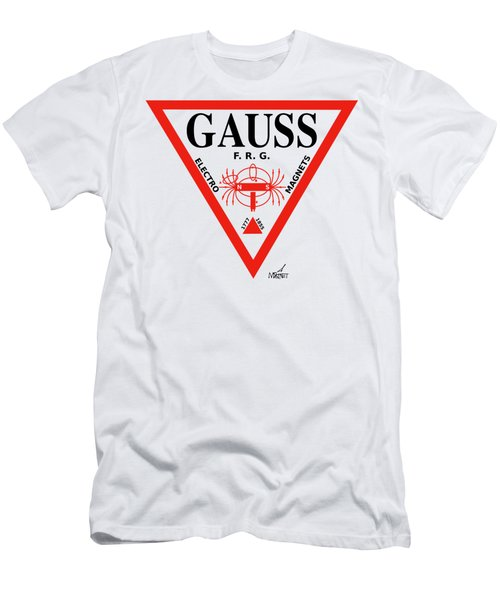 Gauss Men's T-Shirt (Athletic Fit)