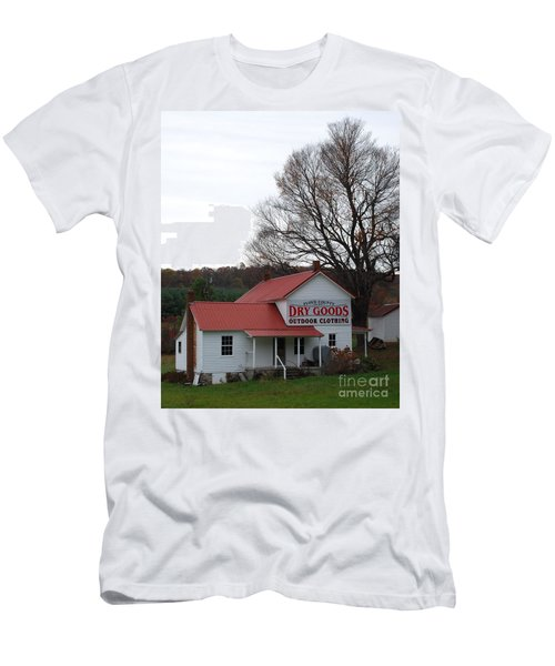 Men's T-Shirt (Slim Fit) featuring the photograph General Store by Eric Liller