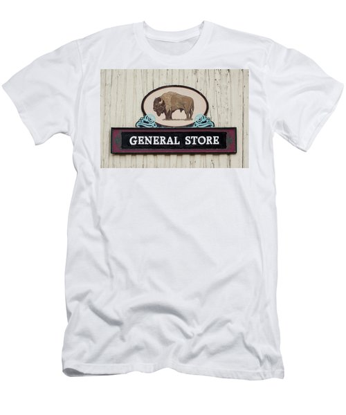 General Store Sign Men's T-Shirt (Athletic Fit)