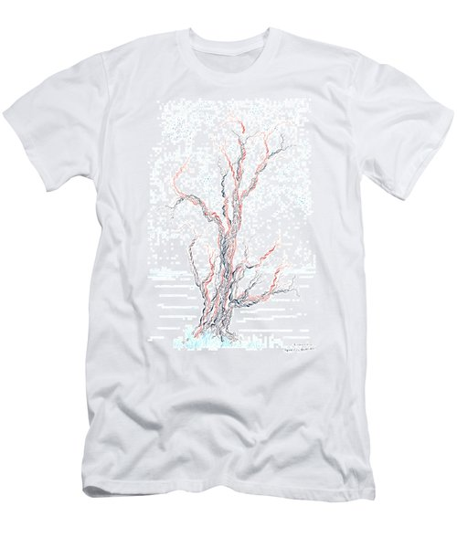 Genetic Branches Men's T-Shirt (Athletic Fit)