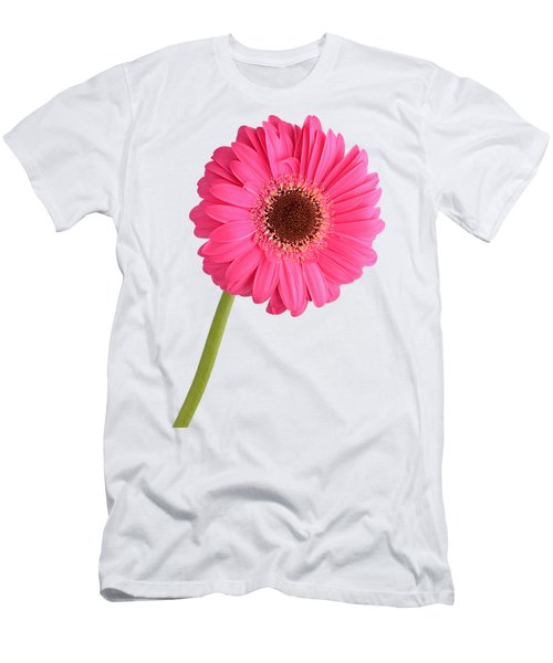 Gerbera Men's T-Shirt (Athletic Fit)