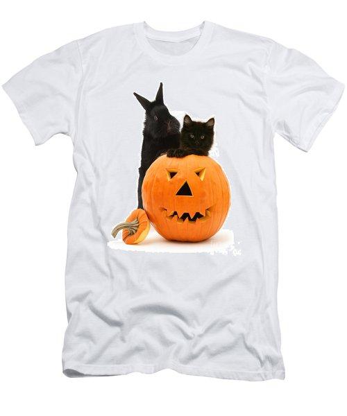 Get Black In The Pumpkin Men's T-Shirt (Athletic Fit)